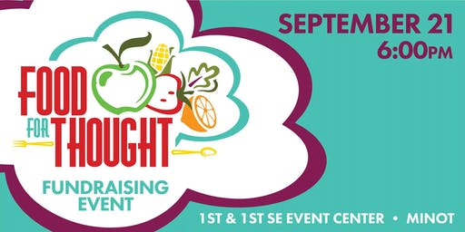 Food for Thought Back to School Fundraiser