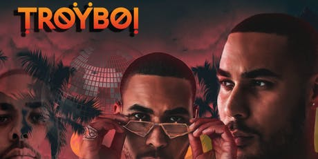 TroyBoi: Nostalgia Tour tickets