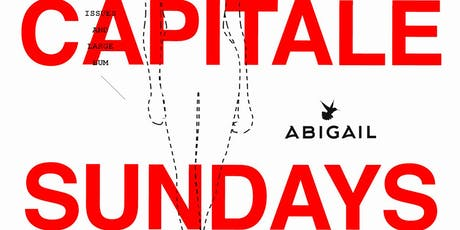 Capitale Sundays ll Guest List tickets