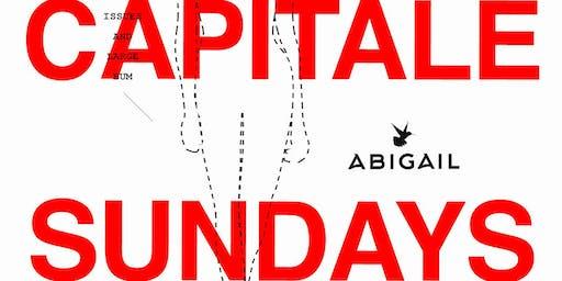 Capitale Sundays ll Guest List
