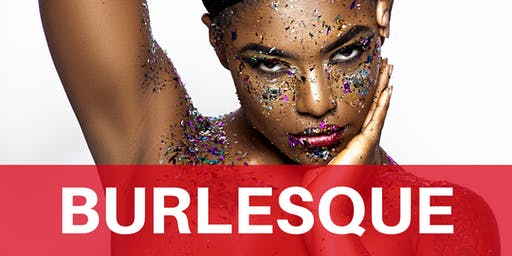 BURLESQUE! The Sweet Spot DC: Red Light Special Edition