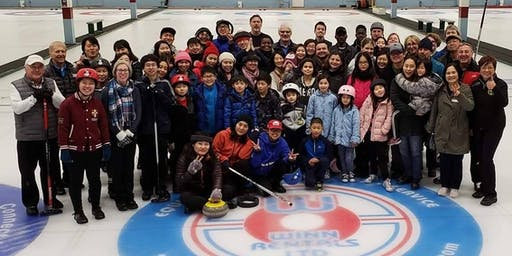 Free Curling - Junior & Family Open House