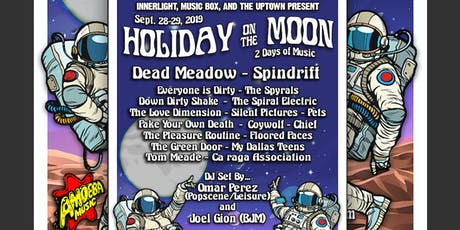 Holiday On The Moon Festival 2019 - 9/28 & 9/29 tickets