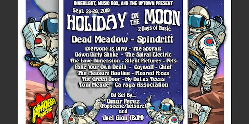 Holiday On The Moon Festival 2019 - 9/28 & 9/29