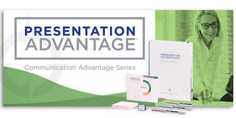 Presentation Advantage- Webcast tickets