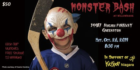 KidSport Monster Bash 2019 tickets