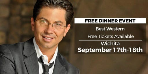 (FREE) Millionaire Success Habits revealed in Wichita by Dean Graziosi