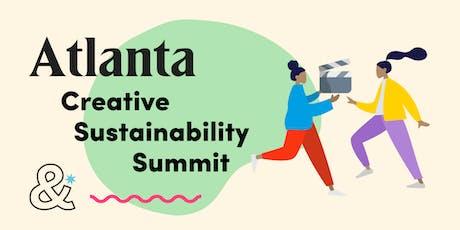 Atlanta Creative Sustainability Summit tickets
