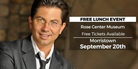 (FREE) Millionaire Success Habits revealed in Morristown by Dean Graziosi tickets
