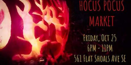 Hocus Pocus Market tickets