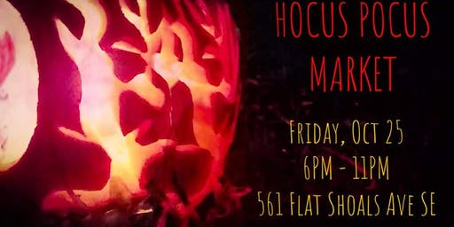 Hocus Pocus Market