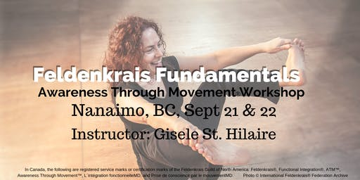 Two Day Awareness Through Movement Workshop (Nanaimo)