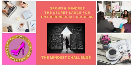 Growth Mindset: The Secret Sauce of Entrepreneurial Success tickets