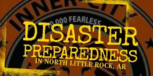 Disaster Preparedness Training in North Little Rock