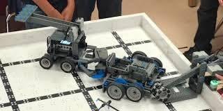 Battle Bots - October