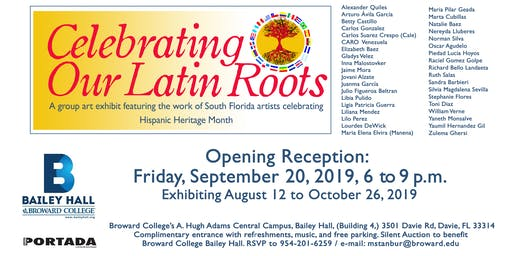 Celebrating Our Latin Roots Expo