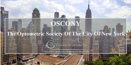 OSCONY October Meeting tickets