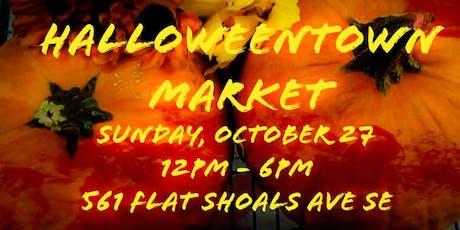 Halloweentown Market tickets