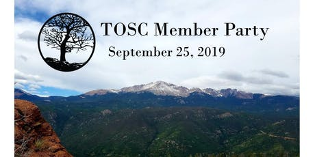 TOSC Member Party 2019 tickets