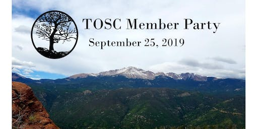 TOSC Member Party 2019