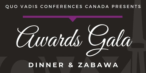 Quo Vadis X Awards Gala