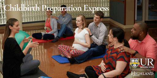 Childbirth Preparation Express, Saturday 11/23/19