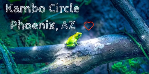 2 Practitioner Kambo (frog) Circle Phoenix, AZ