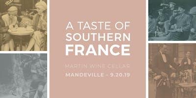 A Taste of Southern France: Mandeville