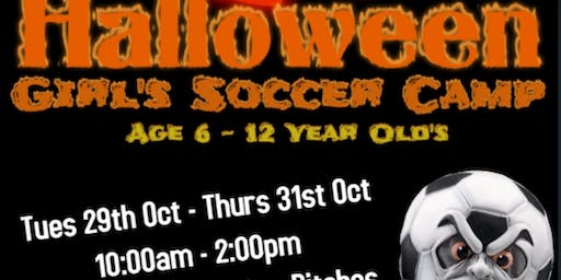 DLR Waves Halloween Soccer Camp