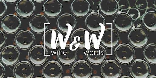 Wine & Words - October