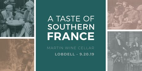 A Taste of Southern France: Lobdell tickets