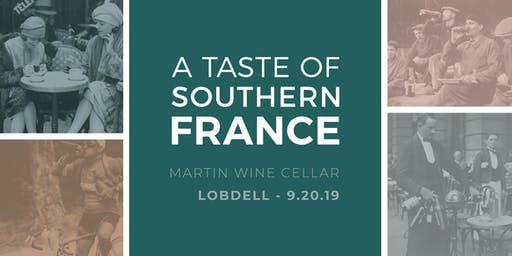 A Taste of Southern France: Lobdell