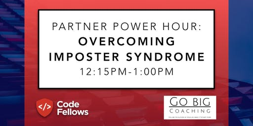 Partner Power Hour with Micha Goebig: Overcoming Impostor Syndrome