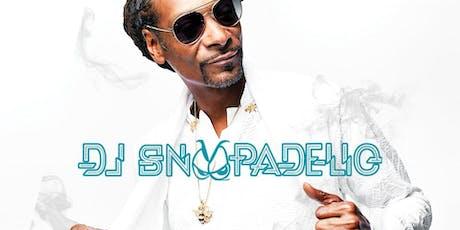 DJ SNOOPADELIQ tickets