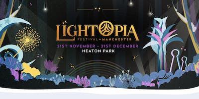 Lightopia Festival Manchester