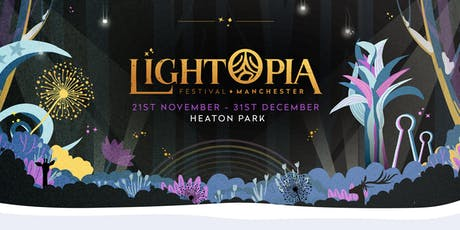 Lightopia Festival Manchester tickets