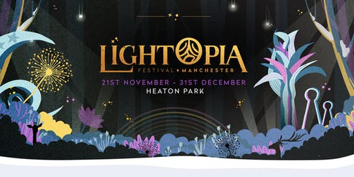 Lightopia Festival Manchester - New Year's Eve Special
