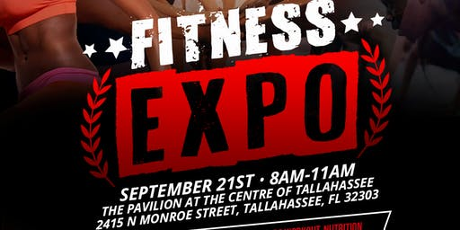 The Pavilion and the Tallahassee Trainers Presents Fitness Expo
