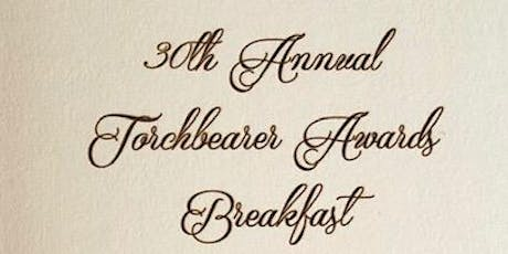 30th Annual NCBW Torchbearer Awards Breakfast tickets