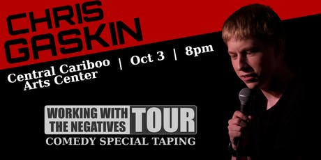 Chris Gaskin: Comedy Special Taping tickets