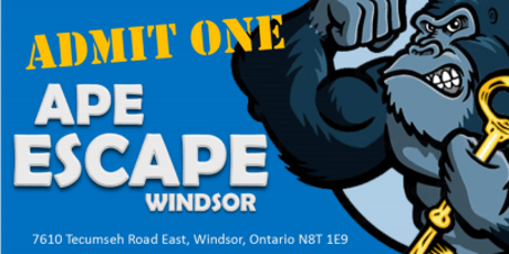 Independent Adult Night: APE Escape tickets