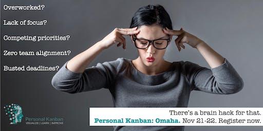 Building Successful Ways of Working Using Personal Kanban - Omaha NE
