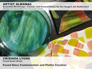 Artist Almanac: Fused Glass Workshop tickets