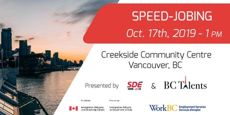 Speed-Jobing Fall 2019 tickets