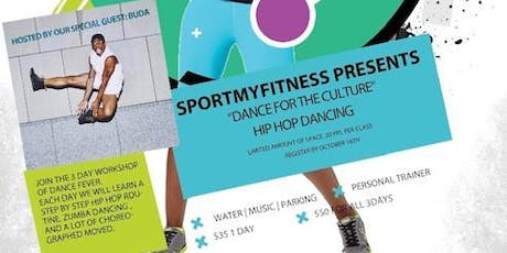 DANCE FOR THE CULTURE tickets