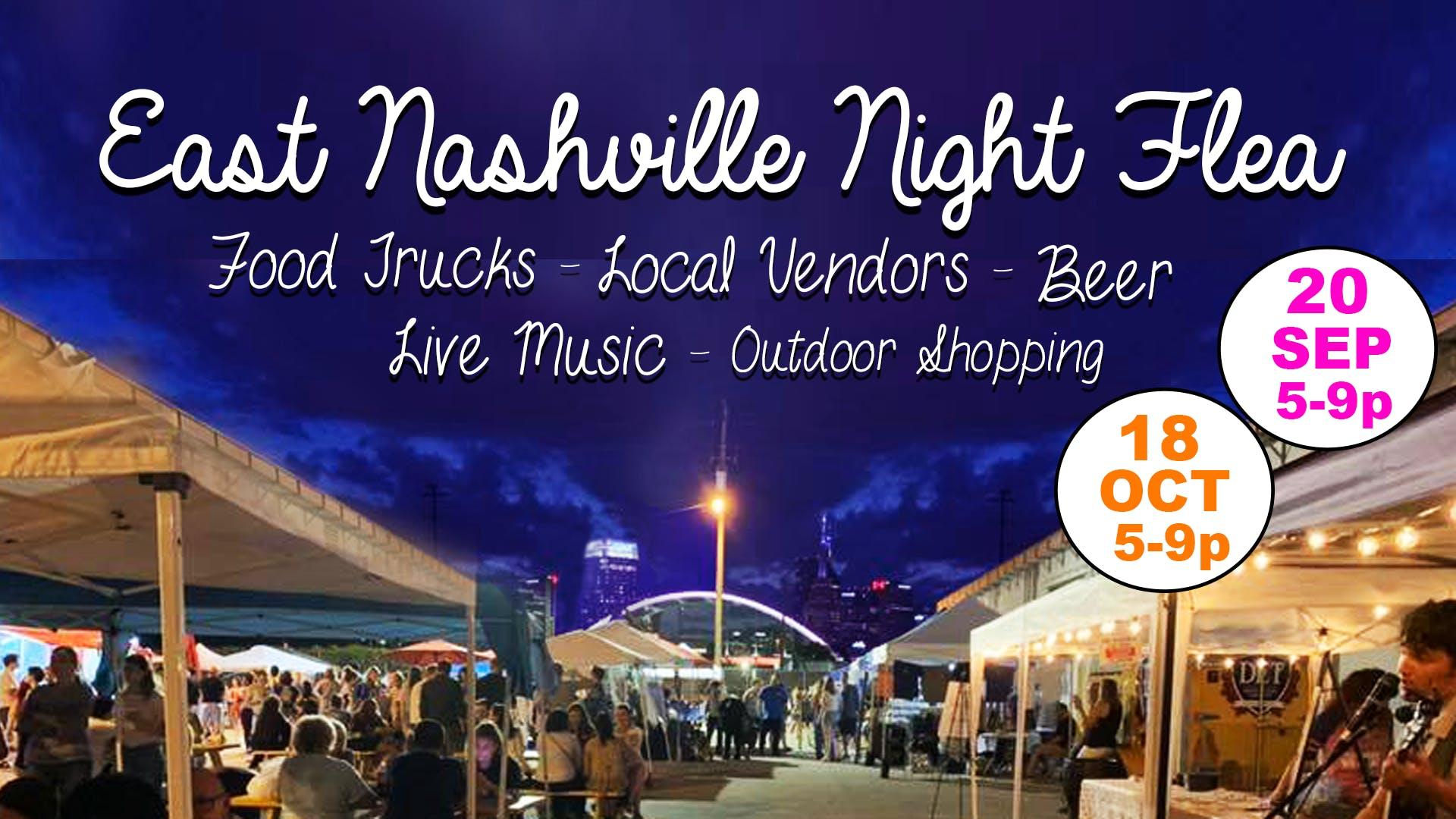 East Nashville Night Flea