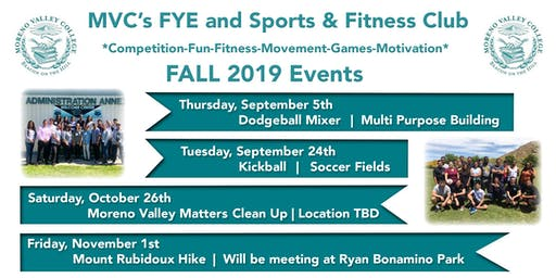 FYE and Sports & Fitness Club