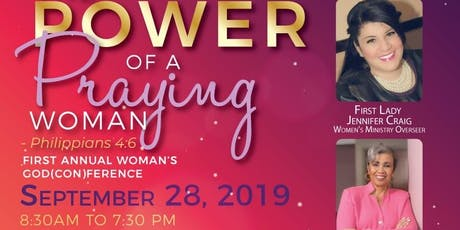 The Power of A Praying Woman tickets