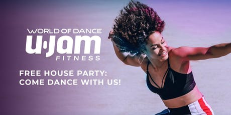 World of Dance U-Jam, Come Dance with Us! - Walnut Creek, CA tickets