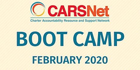 CARSNet Boot Camp: February 24-25, 2020 - San Diego COE tickets